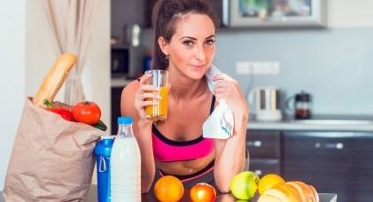 nutrición aplicada a la mujer