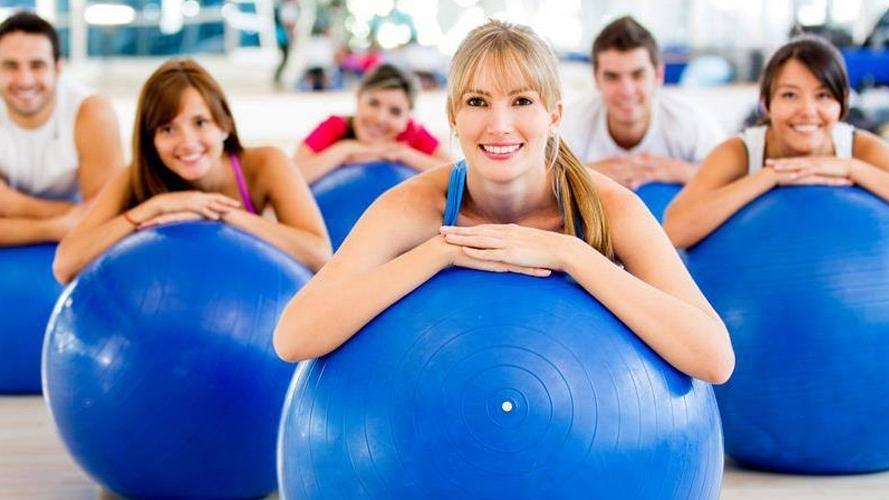 Pilatesconfitball