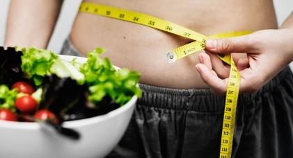 nutrición para el control del peso