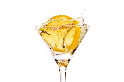 Alimento termogénico - Agua con limon