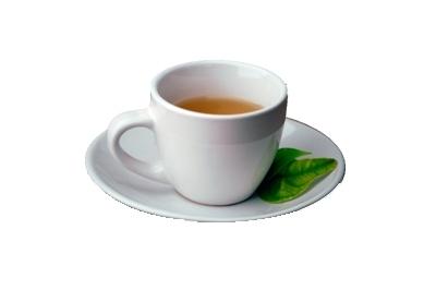 Alimento termogénico - Te verde y balnco