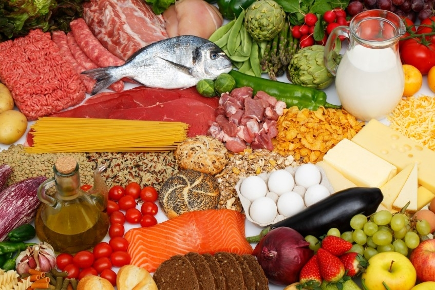 Alimentos para la recuperación muscular