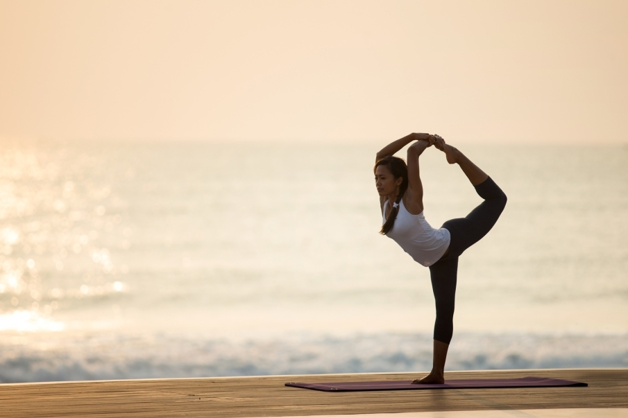 Asanas de Vinyasa yoga