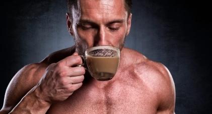 Beneficios de la cafeína antes de entrenar