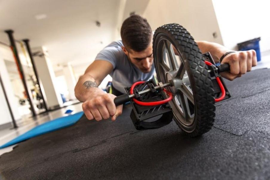 Beneficios de la rueda abdominal