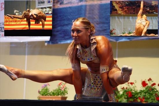Laura Mena Garcia - Campeona Fitness 2006 Benidorm