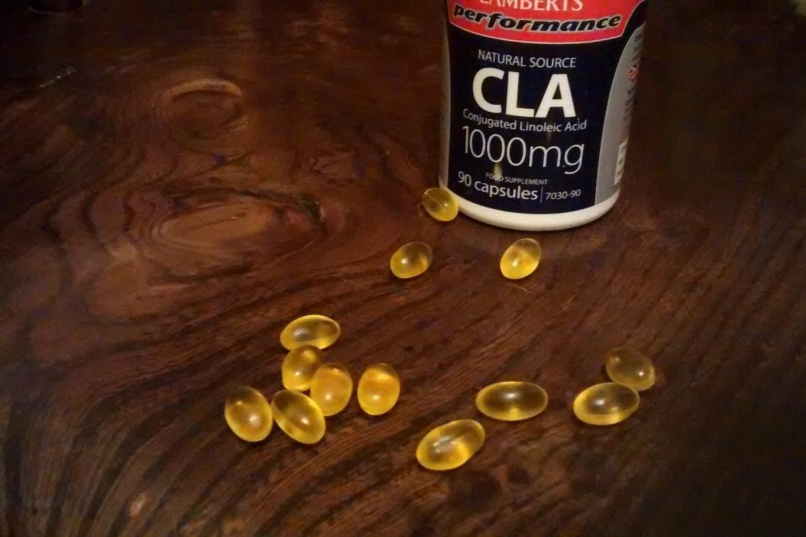 CLA: Siglas que provienen de Conjugated Linoleic Acid