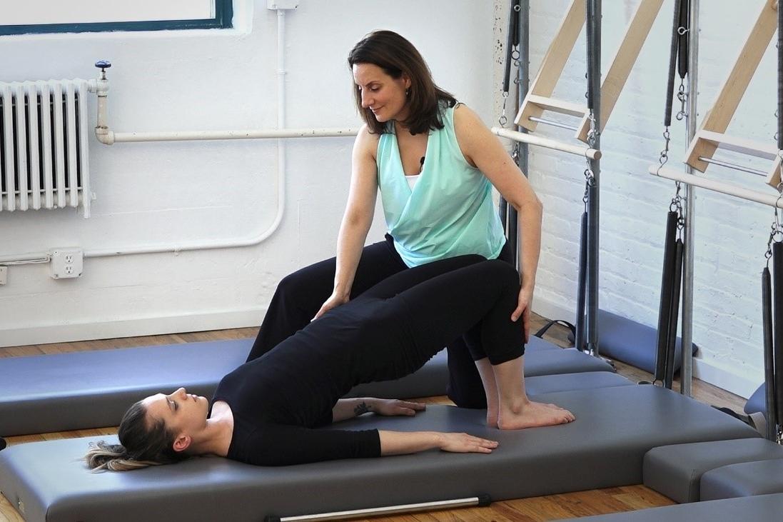 Cómo activar el powerhouse en Pilates