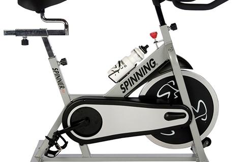 Como es la bicicleta de spinning