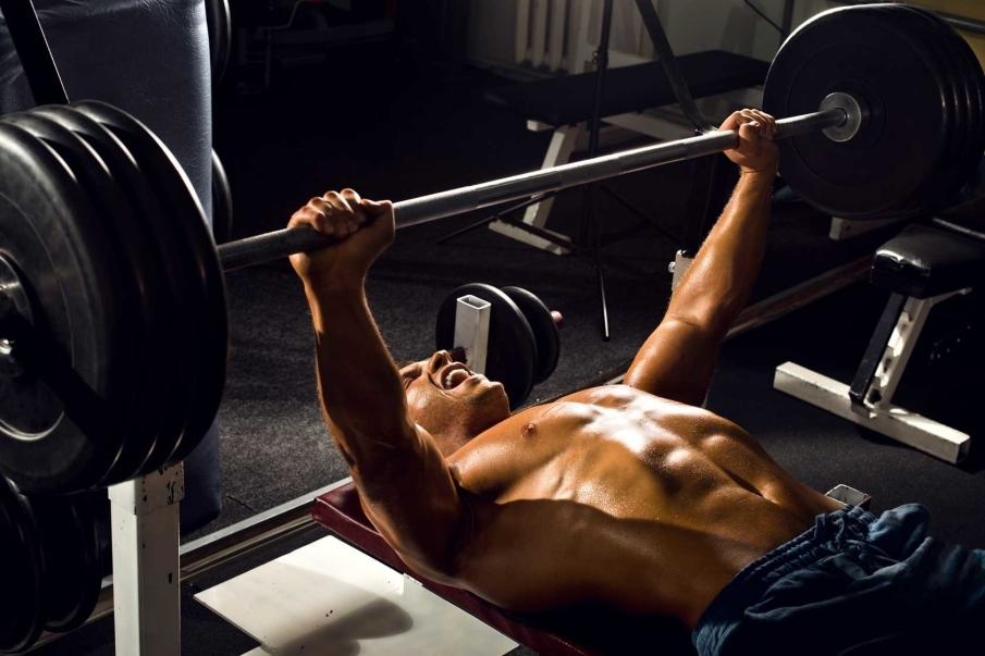 ¿Cómo es una rutina torso pierna?