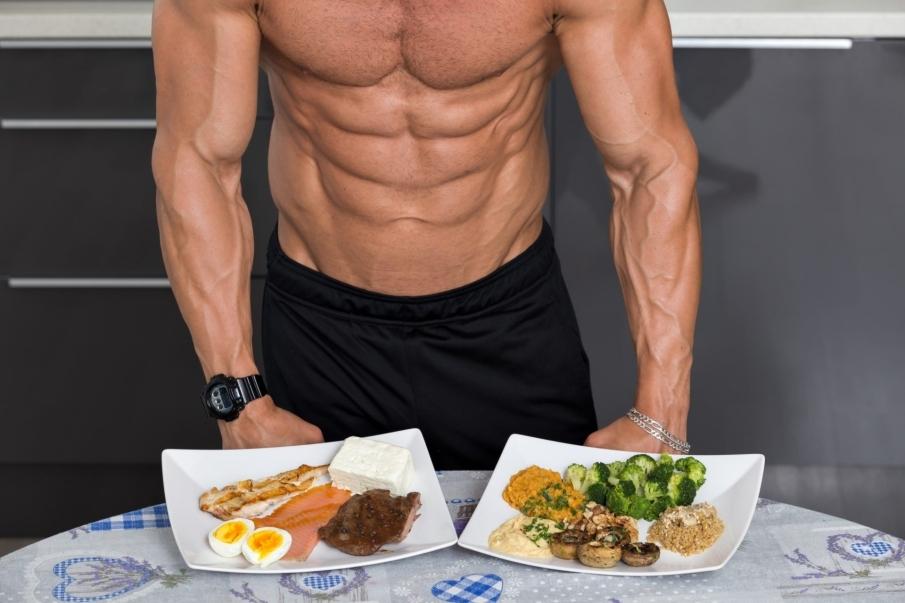 ¿Cómo tomar las proteínas en la dieta?