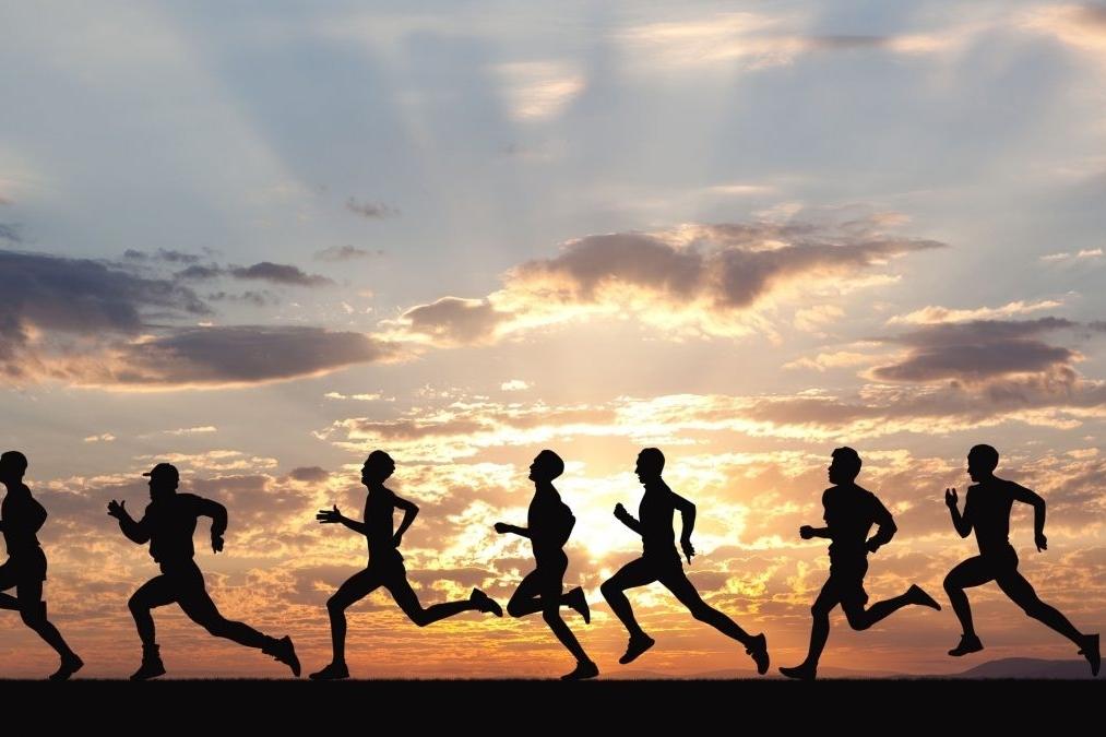 Cuando se lleva tiempo entrenando, siempre es más fácil volver a estar en forma