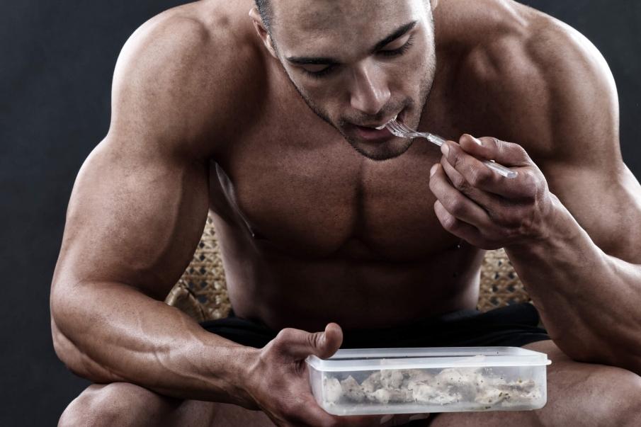 ¿Cuánta proteína tomar para ganar masa muscular?