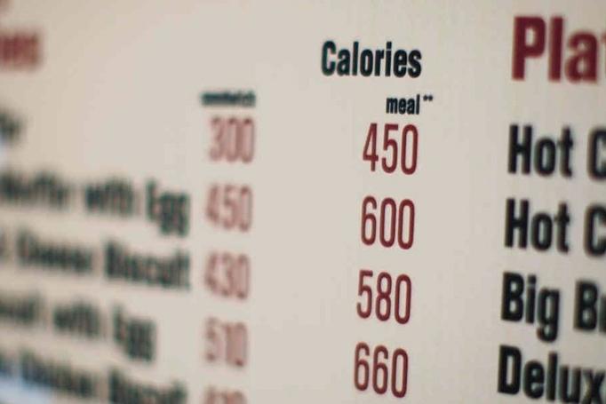 ¿Cuantas calorías necesitamos al día?