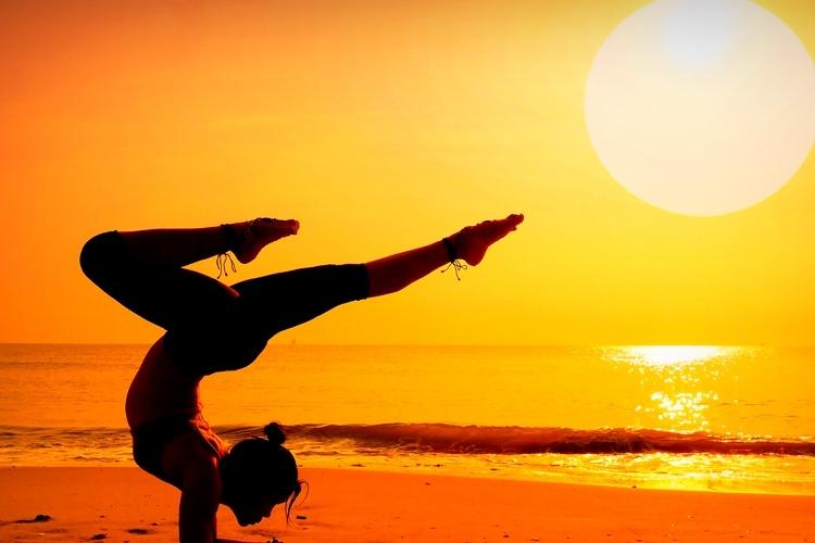 Cuidado con el sol, al practicar fitness