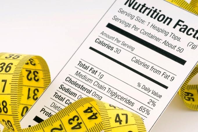 De que dependen las calorías de un alimento