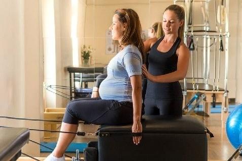 Ejercicio para embarazadas - Pilates