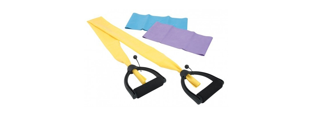 Bandas elásticas con anclajes o agarres