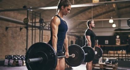 Ejercicios básicos de gimnasio
