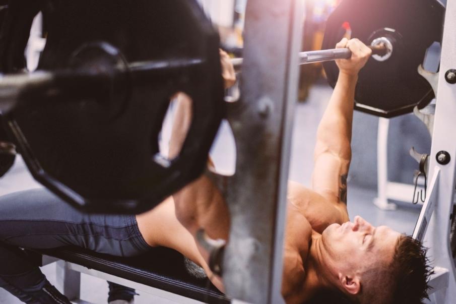 perder grasa y mantener músculo