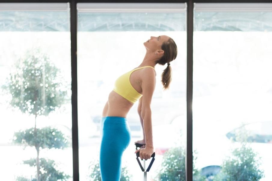 El Pilates nos enseña a respirar correctamente