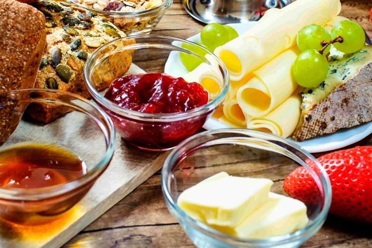Por que engordamos - El reparto de calorías en el dia