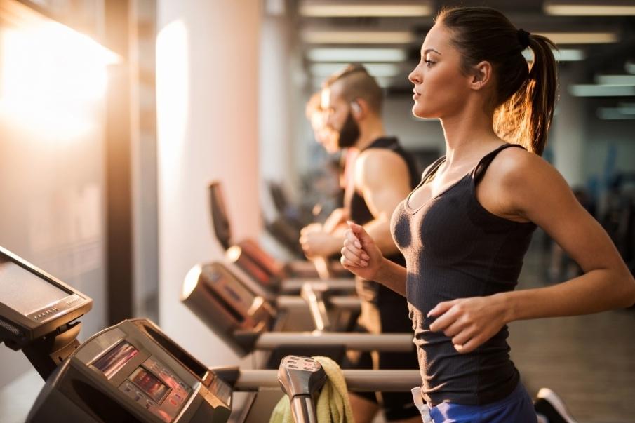El sector del fitness y del deporte actualmente