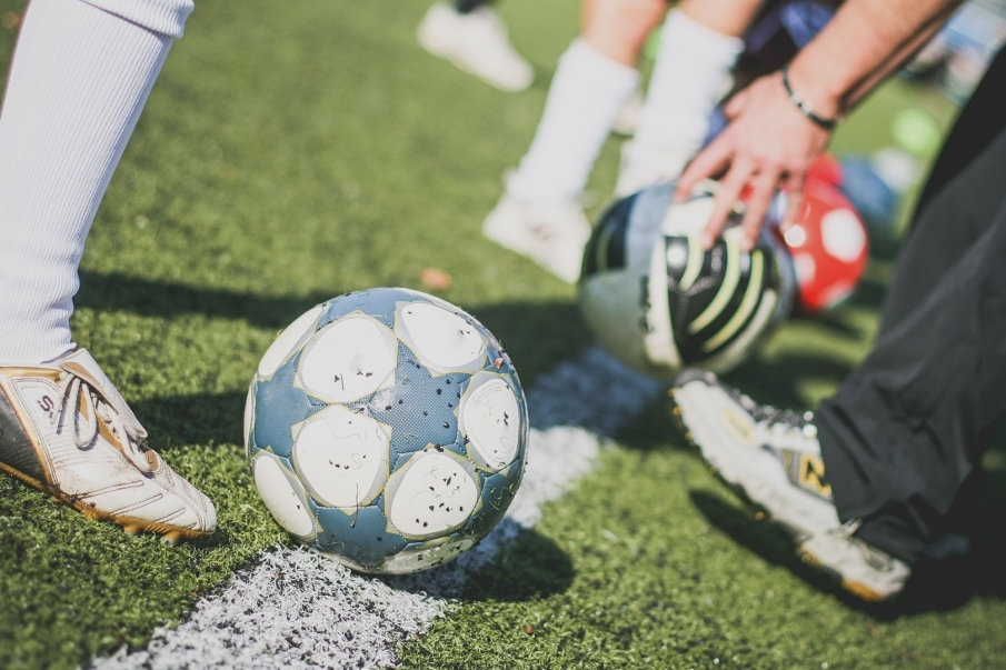 Entrenamiento HIIT para fútbol