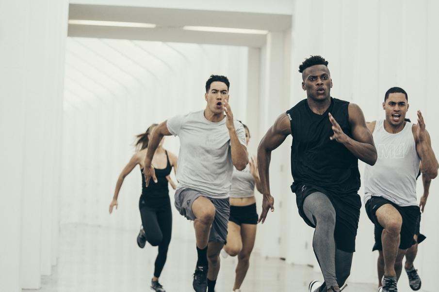 Entrenamiento HIIT para preparación física