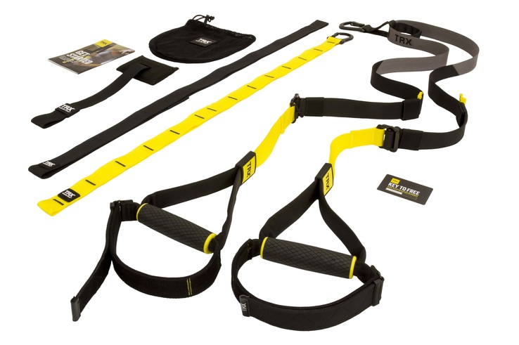 Comprar unas cintas de entrenamiento en suspensión