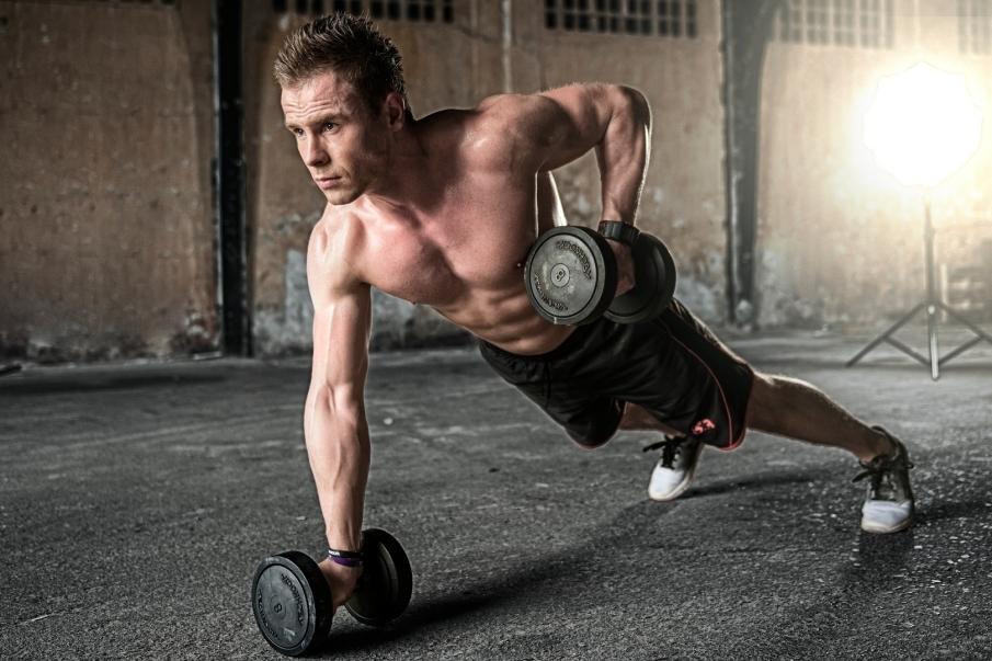 Entrenamiento metabólico con pesas