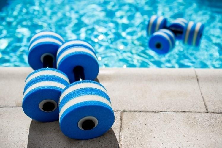 ¿Es el Aquafitness un deporte sólo de verano?