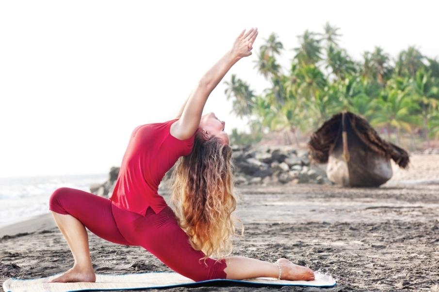 Escuelas de yoga Vinyasa