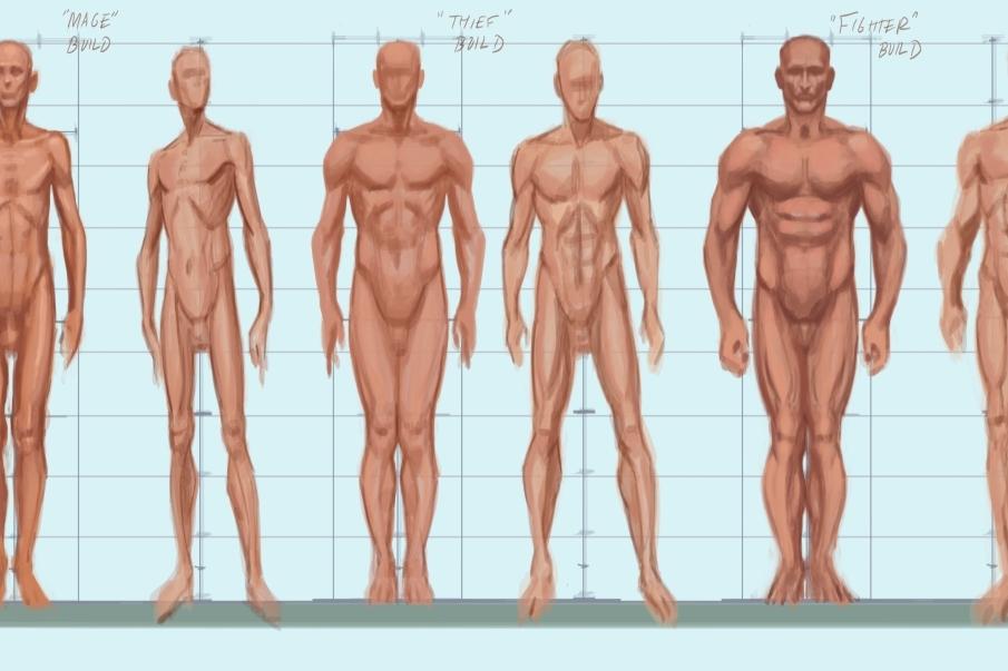 El factor genético estética glúteo