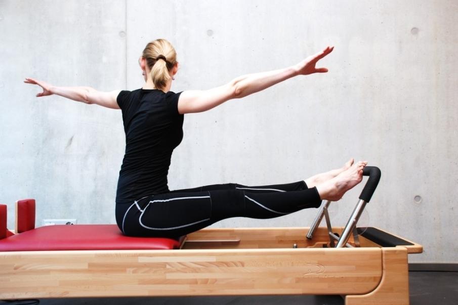 principio del pilates la fluidez de los movimientos