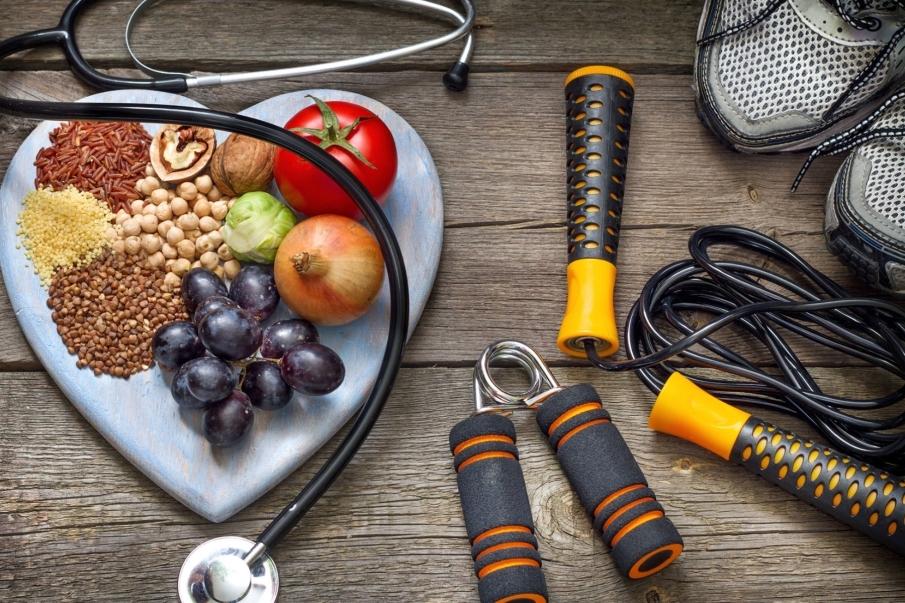 Frutos secos para la nutrición deportiva