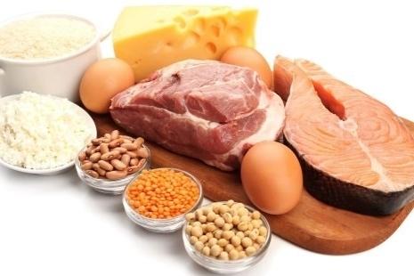 Las proteinas evitan perder masa muscular