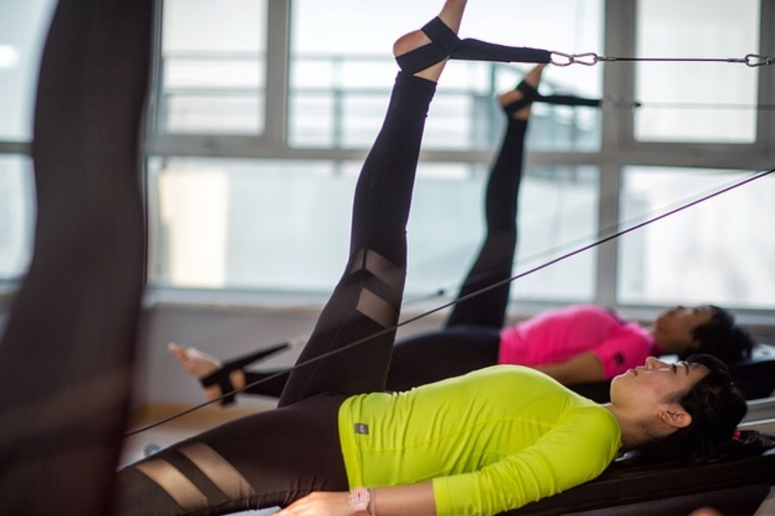 Gracias al Pilates… nuestra actividad sexual también se verá beneficiada