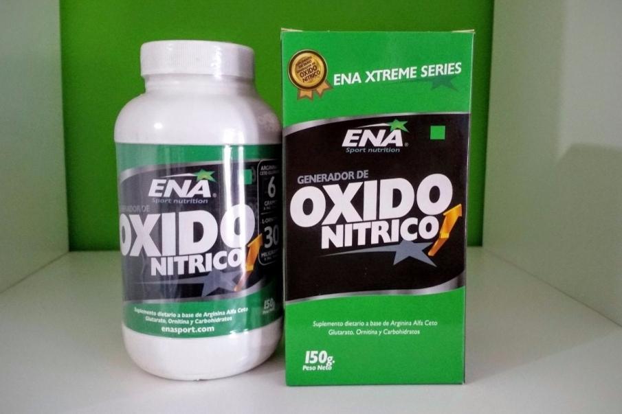 Interacciones entre los diferentes suplementos y entre alimentos - suplementos - Oxido Nítrico