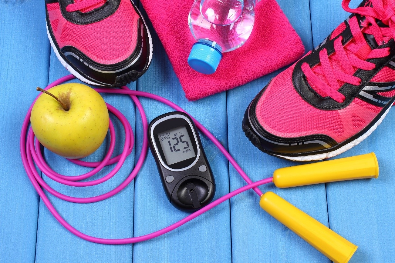 La influencia del ejercicio físico en el control de la diabetes