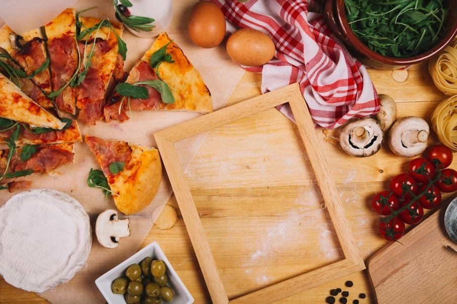 La piramide nutricional incluye suplementos y alcohol