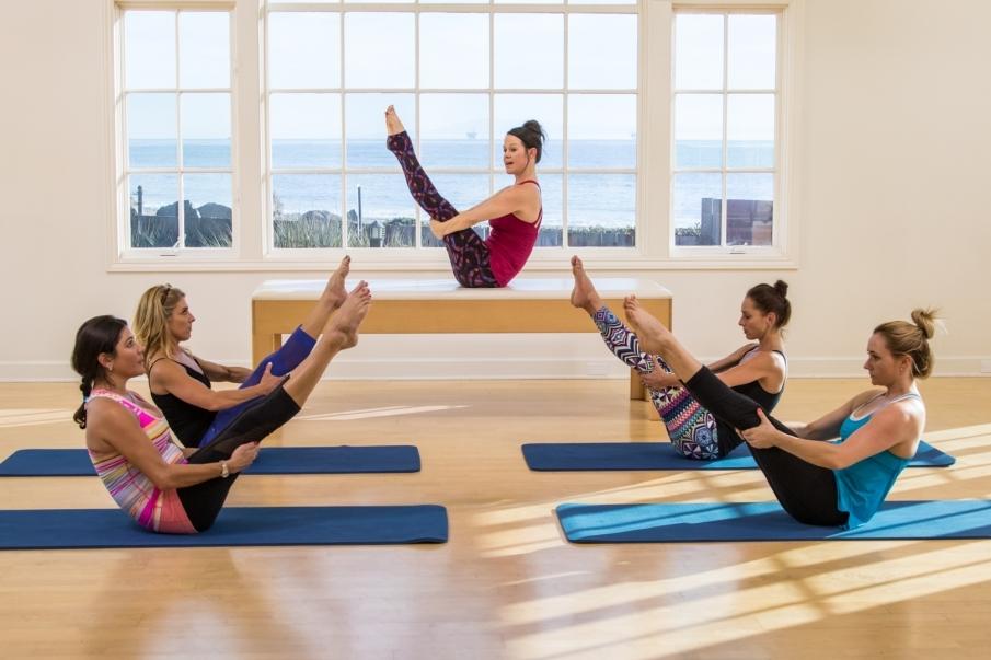 La respiración como principio del Pilates