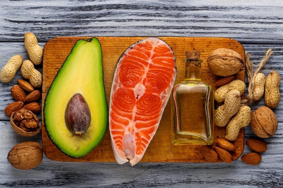 las grasas en nuestra dieta
