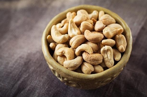 Mejores frutos secos para deportistas los anacardos