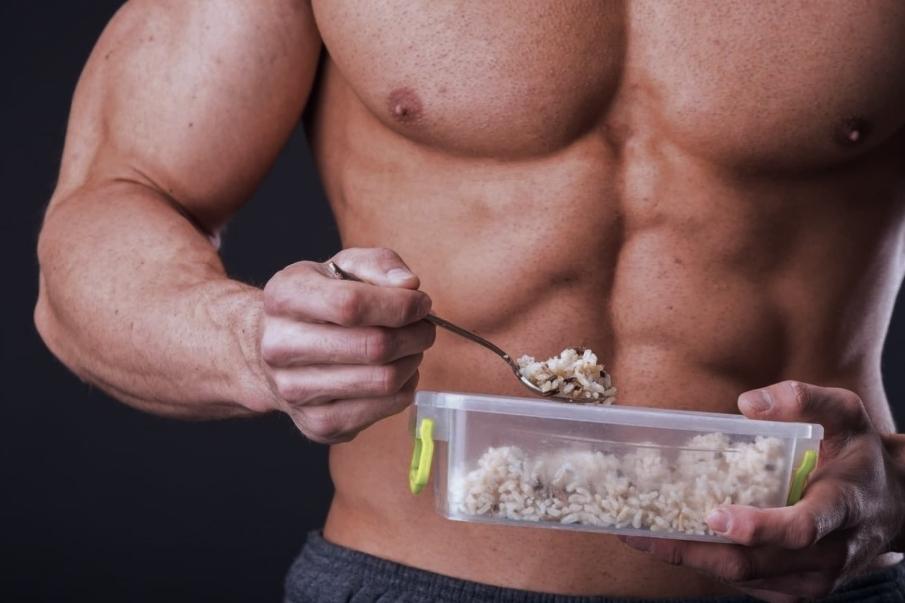 No seguir una dieta acorde a los objetivos que se pretende alcanzar