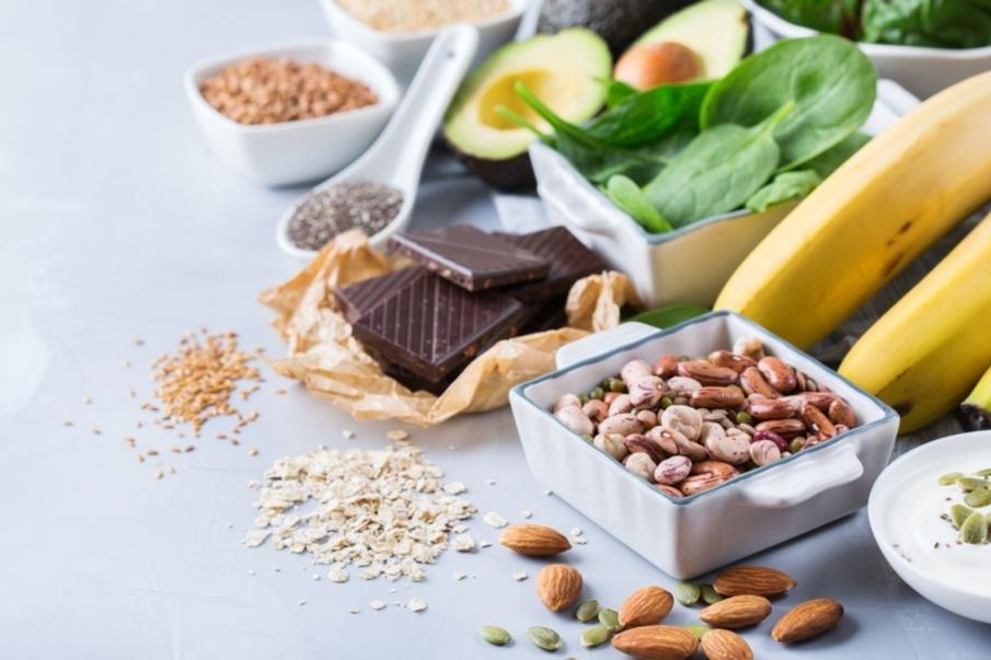 Nutrición deportiva y minerales