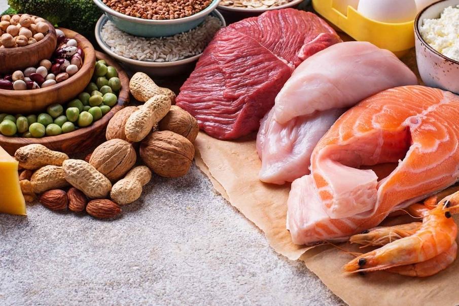 Nutrición deportiva y proteínas