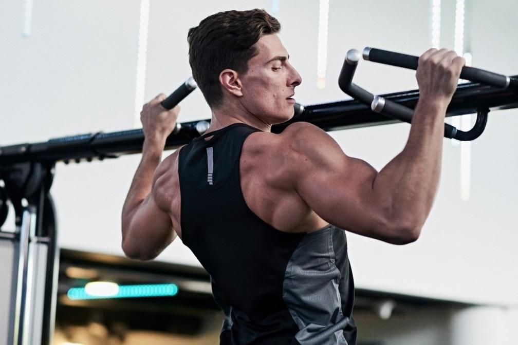 Obtener un aumento de la masa muscular