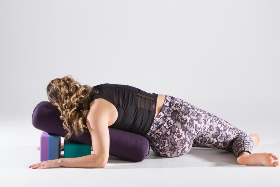 ¿Para qué sirve el yin yoga?