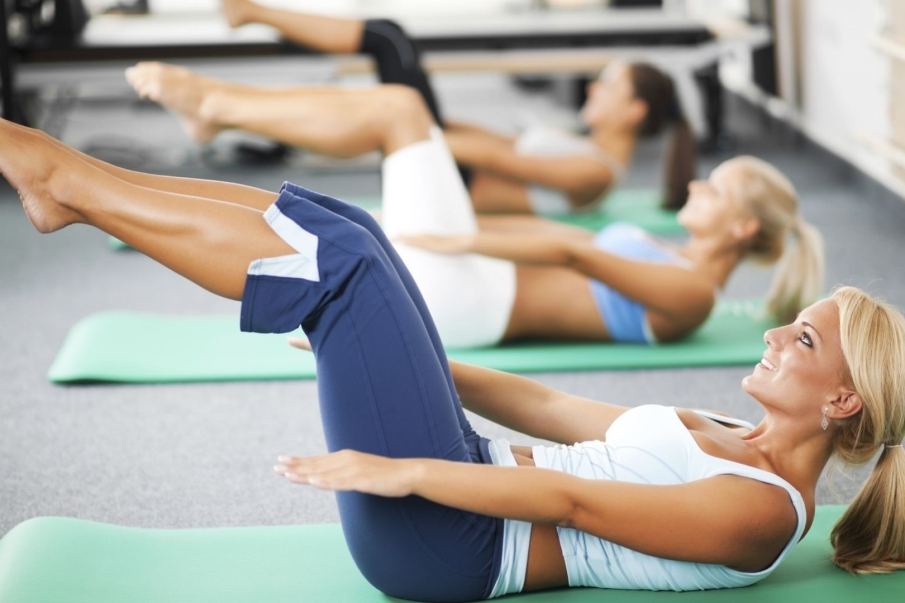 Pilates y powerhouse